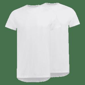 T-shirt round neck front