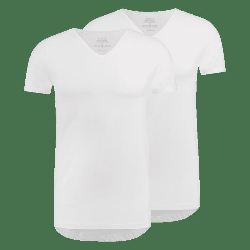T-shirt V-hals episch voorkant