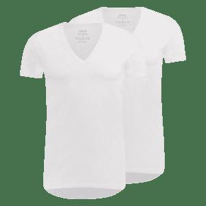 T-shirt deep V-neck Epic front