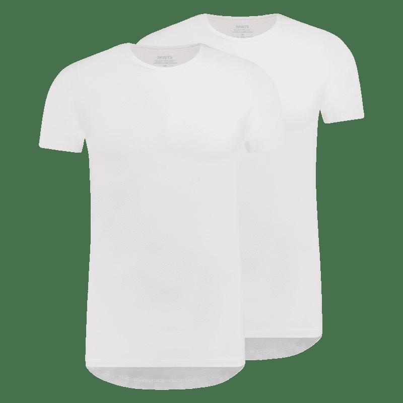 T-shirt ronde hals episch voorkant